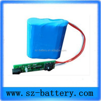 deep cycle rechargeable lifepo4 battery 12v 2ah