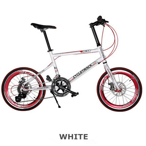 Chinese Wholesale Cheap Hot Selling Popular 20 Inch 16 Speed Aluminum Mini Road Bike