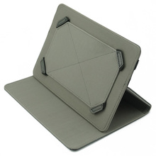 New Universal Leather Cases For iPad With Stand