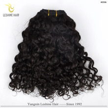 Gold supplier High Quality Products unprocessed Tangle free turkey human hair