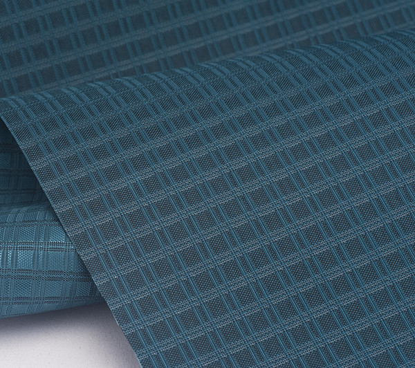 Zhangjiagang /Suzhou 100% polyester woven cloth pu coated for bus seat cover