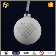 100 wholesale clear glass christmas ball ornaments clear glass bubble ball