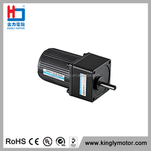 220V Ac Electric Synchronous Motors Brake Variable Gear Motor