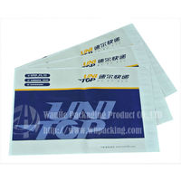 Recycled self adhesive customized printed plastic film envelope