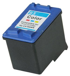 inkjet ink cartridges for HP95 / C8766WN /for HP deskjet 9800/9800d/9860