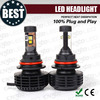 G6 super bright h4 h7 h8 h11 9004 9005 9006 9007 etc 3000lumens car led headlight 22w