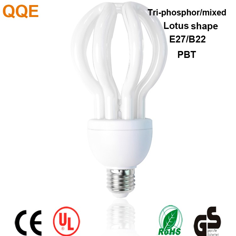 TORCH 85w 4u lotus lamp CFL bulb lotus lamp energy saving bulb economic lamp