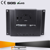 12v 24v charge controller 6A 8A 10A solar photovoltaic system street light panel controllers