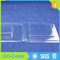Golden supplier new clear usb blister packaging box