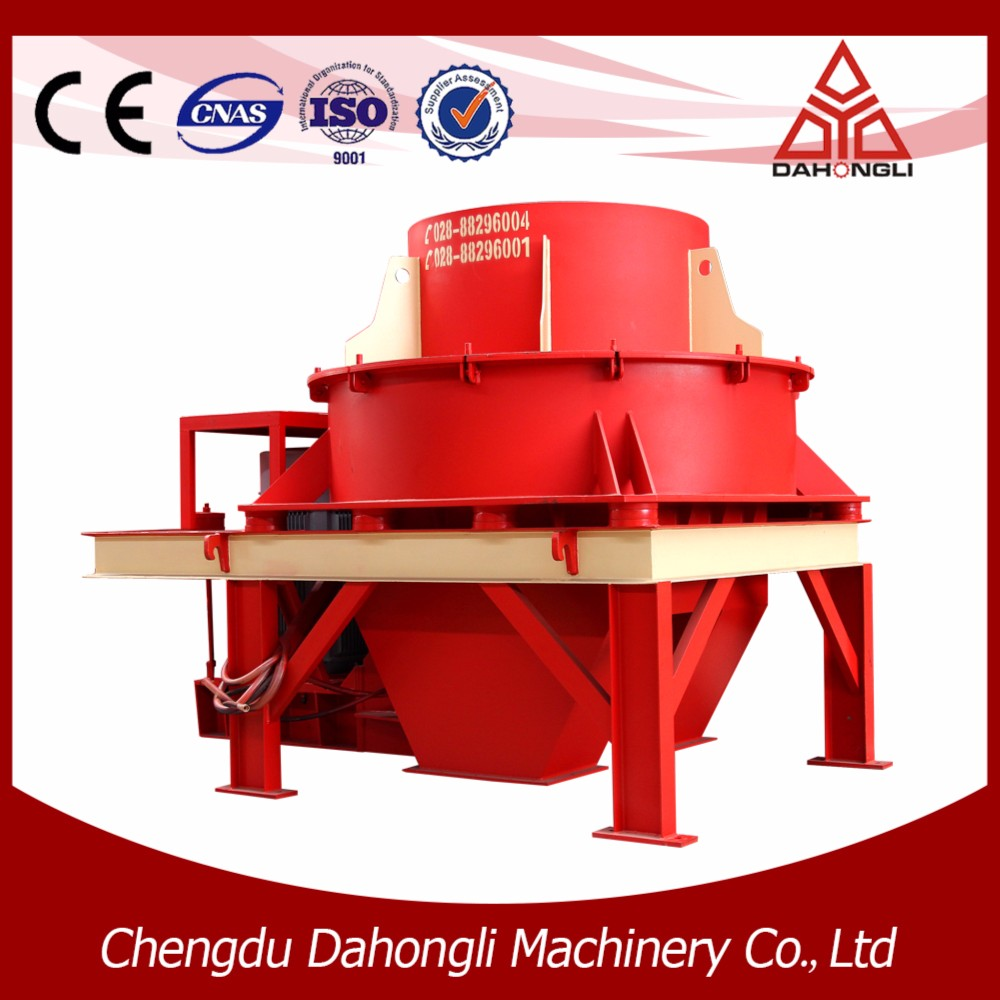 Vsi sand maker vertical shaft dolomite sand making line machine
