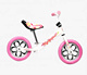 New products 2017 3 wheels mini cooper folding baby child bicycle balance bike for kids