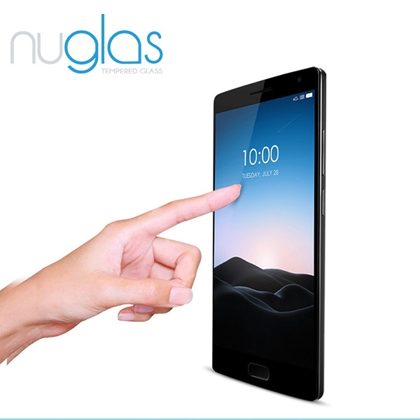 Nuglas mobile phone use smartphone screen protective film for one plus two