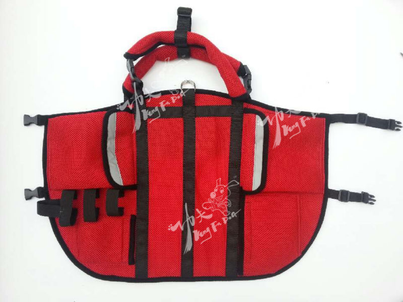 Innovatory Multi-functional Red Dog Carry Bag pet product