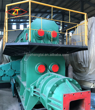 high output clay brick making machine double stage brick machine fly ash brick making machine with long life