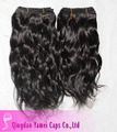 Indian Natural Hair Wefts Extension Human Hair(YM-J-0091)