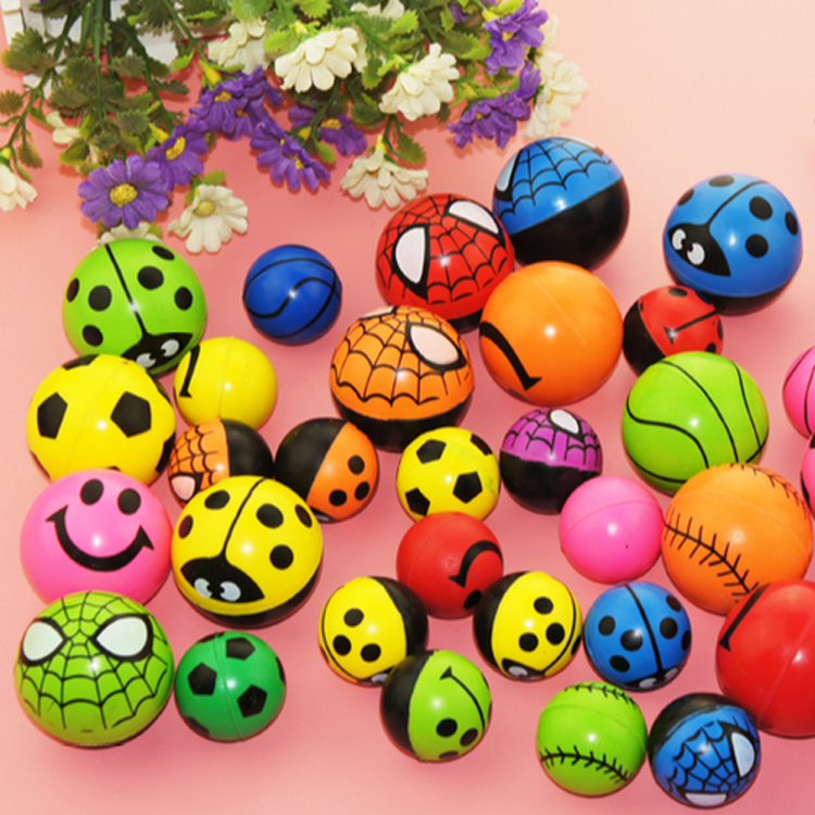 wholesale multi colors high bouncy super ball