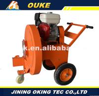 Multifunctional 9HP gasoline road blower,industrial blower manufacturer,portable snow blower with low price