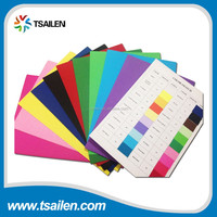 Factory Exporting High Stiffness Hard Color Paper Sheet