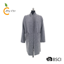 Comfortable overcoats and jackets woman winter warm