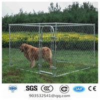 factory hot sell cheap dog kennels for large dogs
