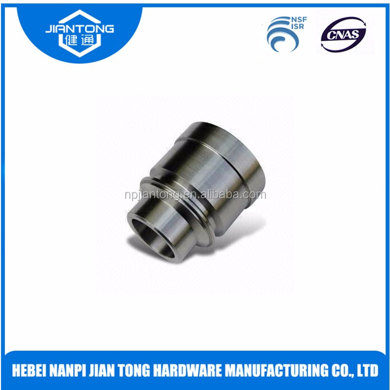 CNC machining anodizing agriculture supplies central machinery wood lathe parts with the best custom service
