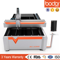 metal sheet and plate fiber laser cutting machine from China manufacture