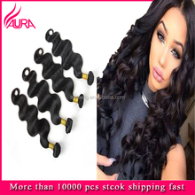 High Quality 100% Body Wave Human Hair Natural Color Premium Quality For Sale Virgin Mongolian Hair