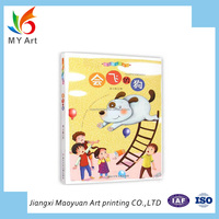 China Supplier Perfect Binding Wholesale Cheap coloring story Children Book Printing Service