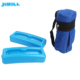 Hospital use portable blue insulin ice pack