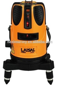 Laisai LS629 Green Laser Level 4V1H1D