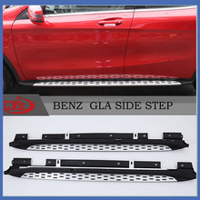 side step running board for German SUV mercedes GLA 2015