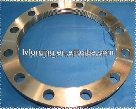 EN 1092 Loose plate Flange Weld neck collar type 04