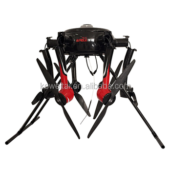 New Foldable UAV carbon fiberHexacopter with long distance long endurance