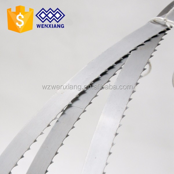 Meat Band Saw Blade Replace Replacement Butcher Cutter Cut Bandsaw Grinder