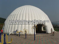 Large Inflatable Globe Tent For Outdoor Promotion