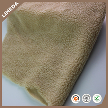 Micro Sherpa Fleece Fabric Used in garment,pet product,shoes,Lining