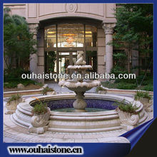 Luxurious Granite Stone Fountain Water Fountain moroccan fountains For Hotel Decoration