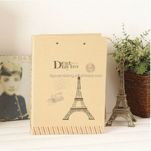 filing supplier types clip a4 paper document holder