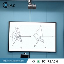 Clxiup Factory offer 4 user writing multi touch smart interactive whiteboard for school furniture