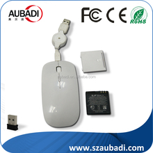 Built-in battery rechargeable battery optical bluetooth wireless mouse