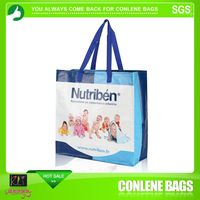 Milk powder promotional bag