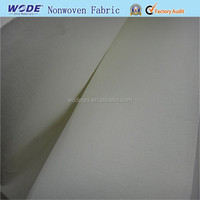 Polyester nonwoven cloth raw material for bag
