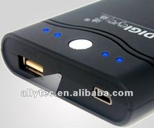 Best sell in 2012! 5000mah emergency battery portable charger for all mobile phones