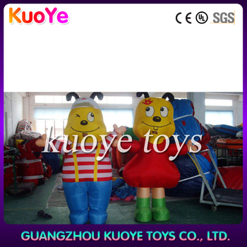 advertising inflatables,inflatable cartoon,inflatable happy cartoons