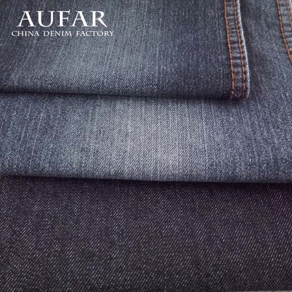 3058 Cheap price stretch denim fabric, cotton twill fabric