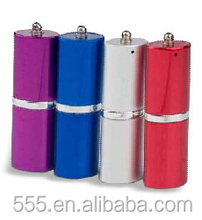 1GO 2G0 4GO 8GO Lipstick style USB Stick , best promotional gifts for cosmetics industrial.