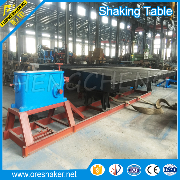 Coal Shaking Table