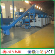 The new design easy to operate Wood sawdust rod making machine for sale