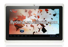 "7"" Android 4.0 Allwinner A13 tablet pc MID Q88"