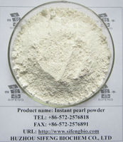 Instant pearl powder for skin whitening